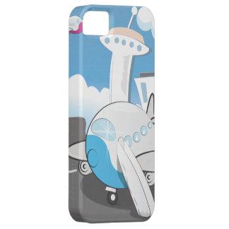 Aeroplanos del juguete iPhone 5 fundas