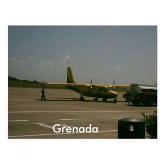 Aeropuerto de Grenada Postal