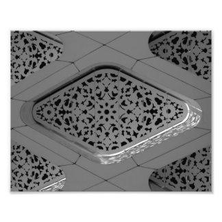 Aeropuerto de Marrakesh Menara, Marruecos Impresión Fotográfica
