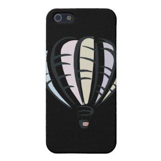 Aerostación de 4 iPhone 5 protector