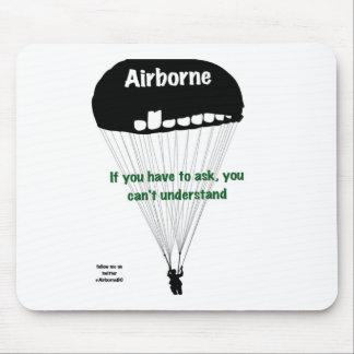 ¡Aerotransportado! Alfombrilla De Ratón