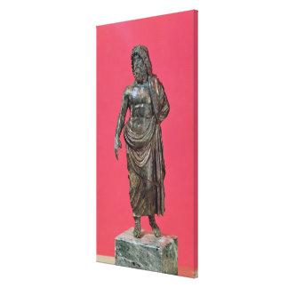 Aesculapius, del Neuvy-en-Sullias Lienzo Envuelto Para Galerías