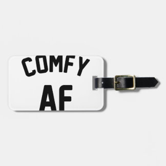 AF cómodo Etiqueta Para Maletas