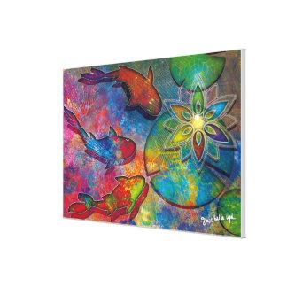 affiches-Alchimie-spirituelle Lienzo