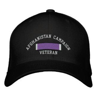 Afganistán Purple Heart Gorra Bordada