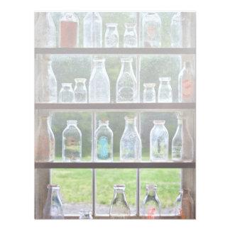 Afición - colector - botellas de leche comunicados