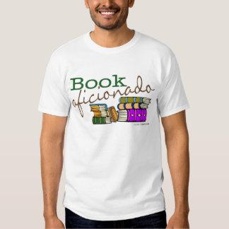 Aficionado del libro camisetas