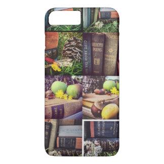 Aficionados a los libros funda iPhone 7 plus