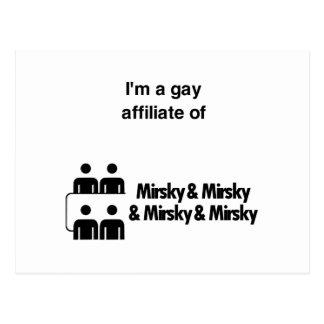 Afiliados gay postales