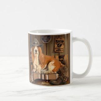 Afloramiento-Sheriff Taza De Café