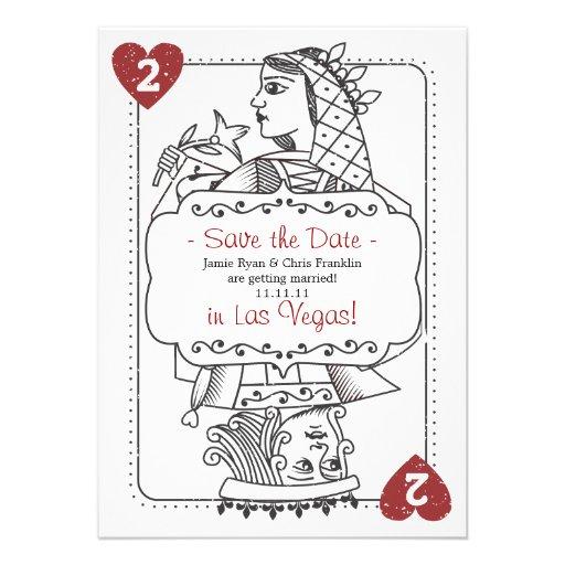 Afortunado en reserva del amor la fecha - 2 de cor comunicado personalizado