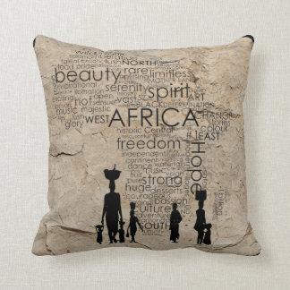 ÁFRICA COJINES