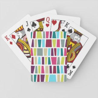África costera baraja de cartas