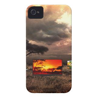 África Funda Para iPhone 4