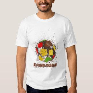 África para África cerca Bonk - Kandanda Camisetas