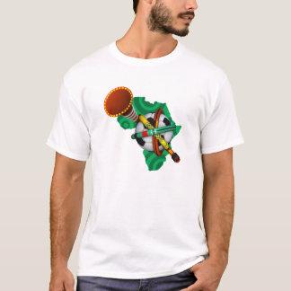 África para África cerca Bonk - Shika Camiseta