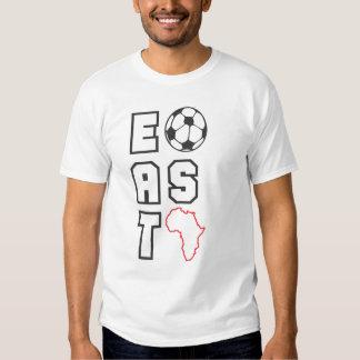África para África por Jamburi - del este Camisetas