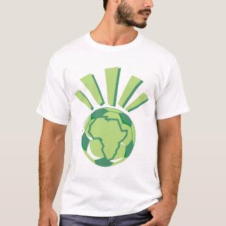 África para África por Kihiko - el brillo de Camiseta