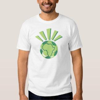 África para África por Kihiko - el brillo de Camisetas