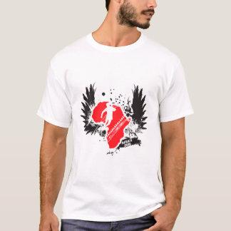 ¡África para África por Zetuzakale - alas! Camiseta