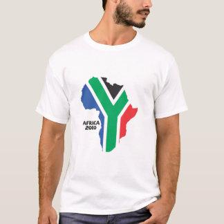 África para África por Zetuzakale - bandera Camiseta