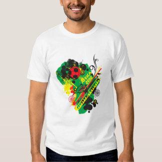 África para África por Zetuzakale - collage Camisas