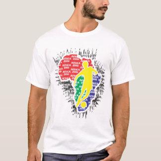 África para África por Zetuzakele - África y el Camiseta