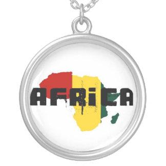 africa rasta cadena grímpola
