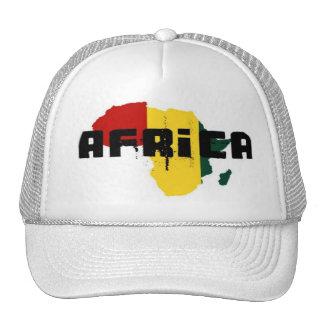 africa rasta gorra