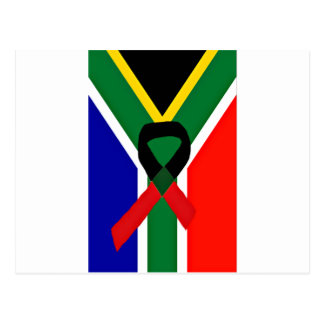 África, SIDA Awareness_ Postales