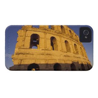 África, Túnez, EL Jem. Ruinas de 3 romanos Case-Mate iPhone 4 Carcasa