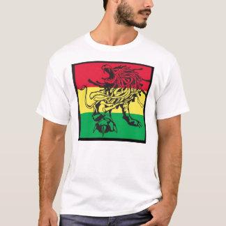 África une camiseta
