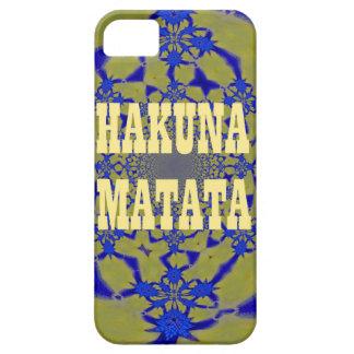 Africano femenino asombroso hermoso A de Hakuna Funda Para iPhone SE/5/5s