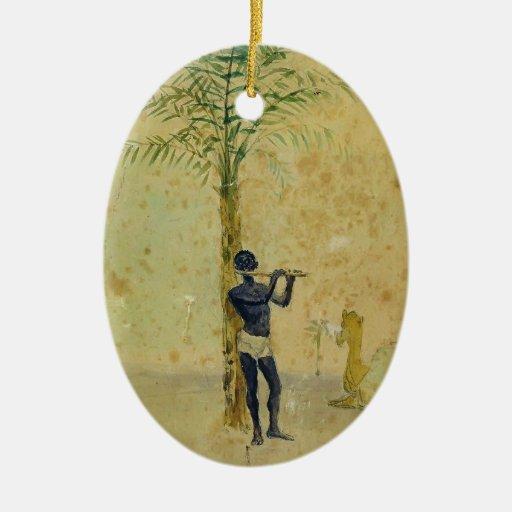 Africano Motiff de Ilya Repin Ornamento Para Reyes Magos