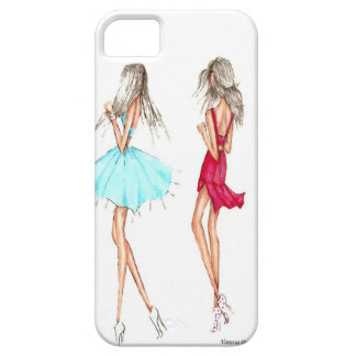 Against the wind funda para iPhone 5 barely there