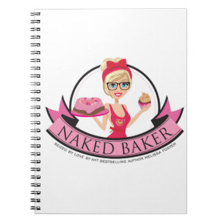 Agarrado por el cuaderno del panadero del amor