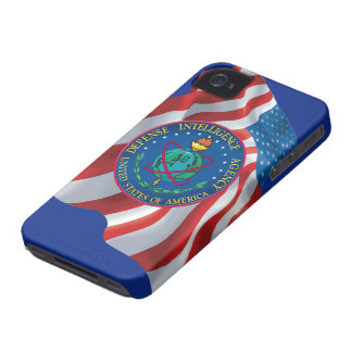 Agencia de Inteligencia para la Defensa Carcasa Para iPhone 4 De Case-Mate