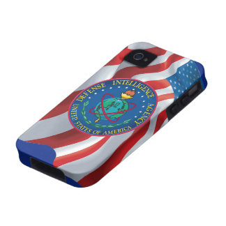 Agencia de Inteligencia para la Defensa Case-Mate iPhone 4 Funda
