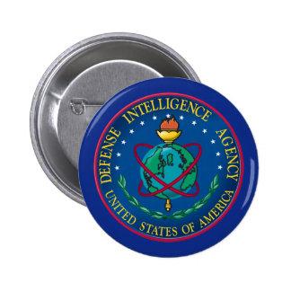 Agencia de Inteligencia para la Defensa Chapa Redonda De 5 Cm