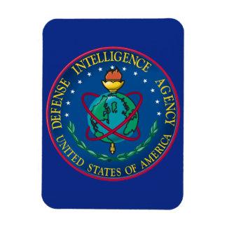 Agencia de Inteligencia para la Defensa Imanes De Vinilo