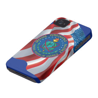 Agencia de Inteligencia para la Defensa iPhone 4 Case-Mate Carcasa
