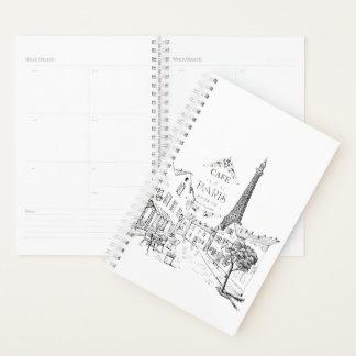 Agenda Café París