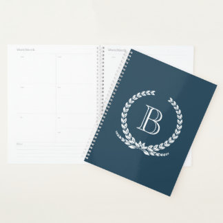 Agenda Diseño del monograma