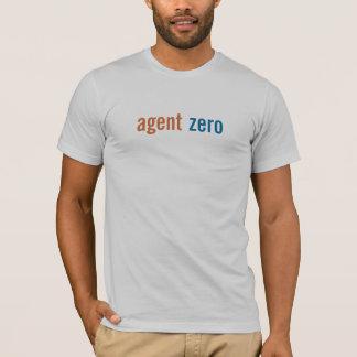 agente cero camiseta