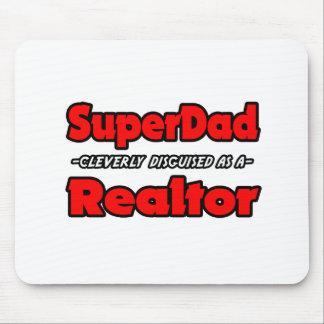 Agente inmobiliario de SuperDad… Alfombrilla De Raton