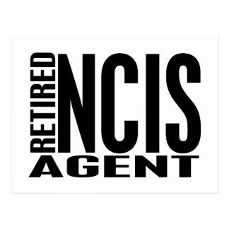 Agente jubilado de NCIS Postal