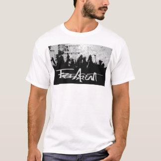 Agente libre camiseta