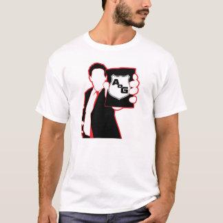 Agentes del juego - la camiseta del agente
