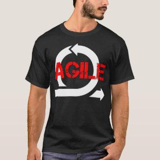 Ágil Camiseta