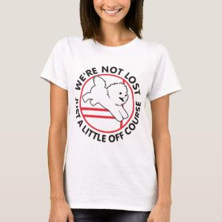 Agilidad de Bichon del curso Camiseta